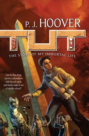 Tut by P.J. Hoover