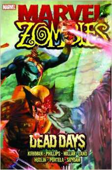 Marvel Zombies by Robert Kirkman