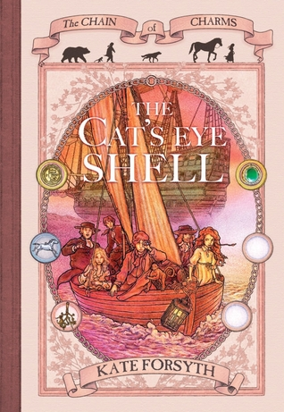 The Cat's Eye Shell by Kate Forsyth