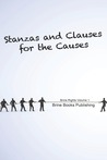 Stanzas and Clauses for the Causes by Brine Books Publishing