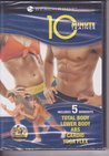 Tony Horton's 10 Minute Trainer: Includes 5 Workouts - Total Body, Lower Body, Abs, Cardio, Yoga Flex (DVD Set)
