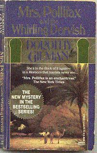Mrs. Pollifax and the Whirling Dervish by Dorothy Gilman