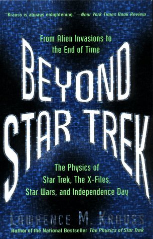Beyond Star Trek by Lawrence M. Krauss