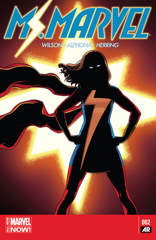 Ms. Marvel, #2: All Mankind (Ms. Marvel (Marvel NOW!): single issues Vol. 1: 2)