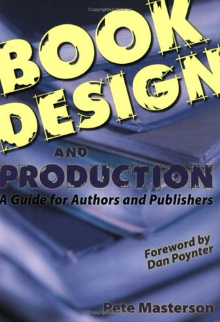 Book Design and Production by Pete Masterson