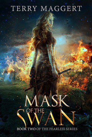 Mask of the Swan by Terry Maggert