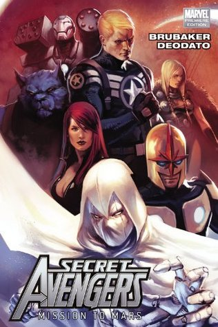 Secret Avengers Vol. 1 by Ed Brubaker