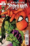 """Avenging Spider-man #7 """"Spider-man and She-hulk Appearance"""""""