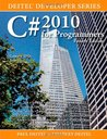 C# 2010 for Programmers (Deitel Developer Series)