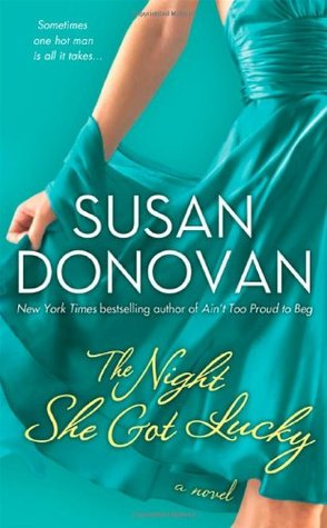 The Night She Got Lucky (Dog Walkers, #2)