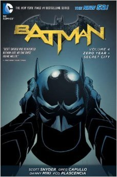 Batman, Vol. 4: Zero Year: Secret City