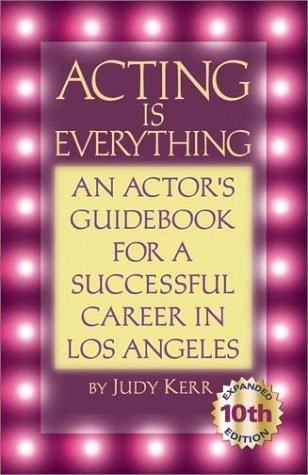 Acting is Everything: An Actor