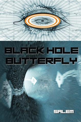 Black Hole Butterfly by Salem