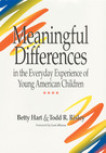 Meaningful Differences in the Everyday Experience of Young American Children