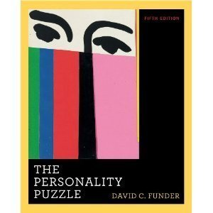 The Personality Puzzle W/ Pieces of the Personality Puzzle Included