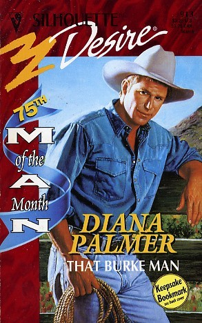 That Burke Man by Diana Palmer