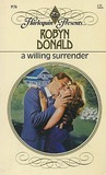 A Willing Surrender (Harlequin Presents, #976)
