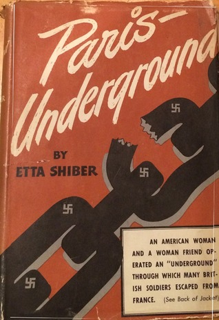 Paris-Underground by Etta Shiber