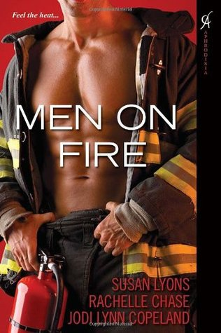Men On Fire by Rachelle Chase