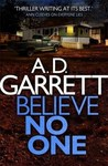 Believe No One (DCI Kate Simms & Professor Nick Fennimore, #2)