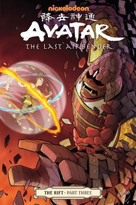 Avatar: The Last Airbender: The Rift, Part 3 (The Rift, #3)