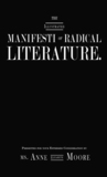 The Manifesti of Radical Literature
