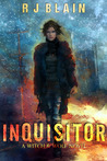 Inquisitor (Witch & Wolf, #1)