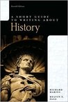 Short Guide to Writing about History 7th (seventh) edition Text Only
