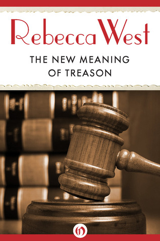 The New Meaning of Treason