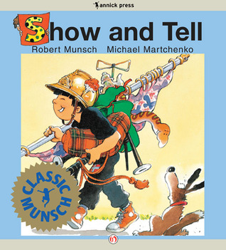 Show and Tell: Read-Aloud Edition