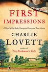 First Impressions by Charlie Lovett