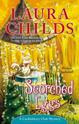 Scorched Eggs (Cackleberry Club, #6)