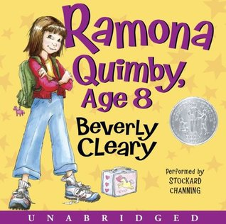 Ramona Quimby, Age 8 CD (Ramona Quimby by Beverly Cleary