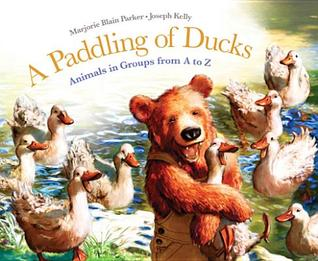 A Paddling of Ducks by Marjorie Parker