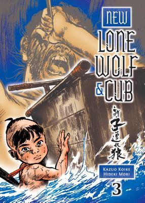 New Lone Wolf and Cub Volume 3