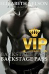 Backstage Pass: V.I.P. (The Backstage Pass Rock Star Romance, #2)