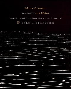 Amnesia of the Movement of Clouds & Of Red and Black Verse