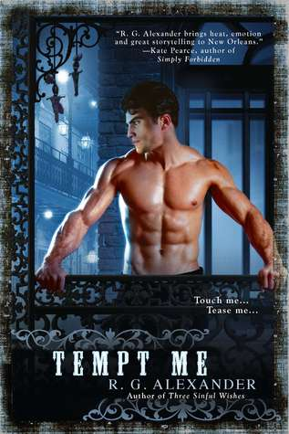Tempt Me by R.G. Alexander