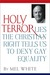 Holy Terror: Lies the Christian Right Tells Us to Deny Gay Equality