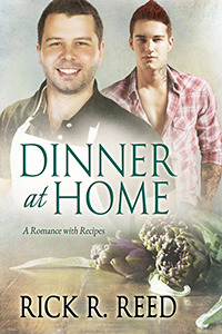 Release Day Review: Dinner At Home by Rick R. Reed