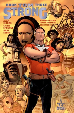 Tom Strong, Book 3 by Alan Moore