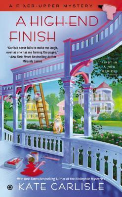 A High-End Finish (A Fixer-Upper Mystery, #1)