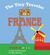 The Tiny Traveler: France: A Book of Colors
