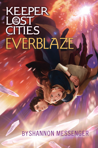 Everblaze by Shannon Messenger