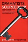 Dramatists Sourcebook 24th Edition