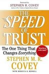The SPEED of Trust 1st (first) edition