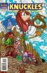 KNUCKLES THE ECHIDNA #12 (May 1998)