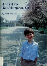 A Visit To Washington, D.C. by Jill Krementz