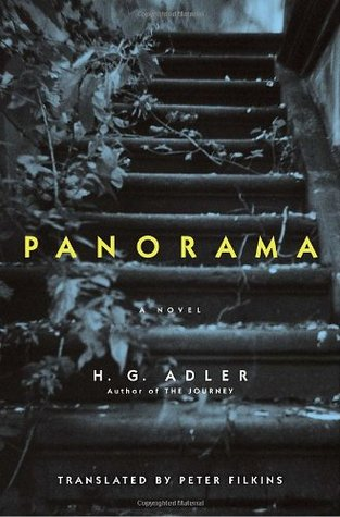 Panorama By H G Adler Reviews Discussion Bookclubs Lists border=