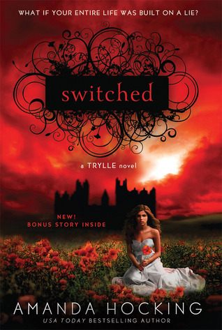 Switched by Amanda Hocking